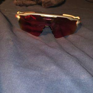 Oakley Radars Cardinals Edition